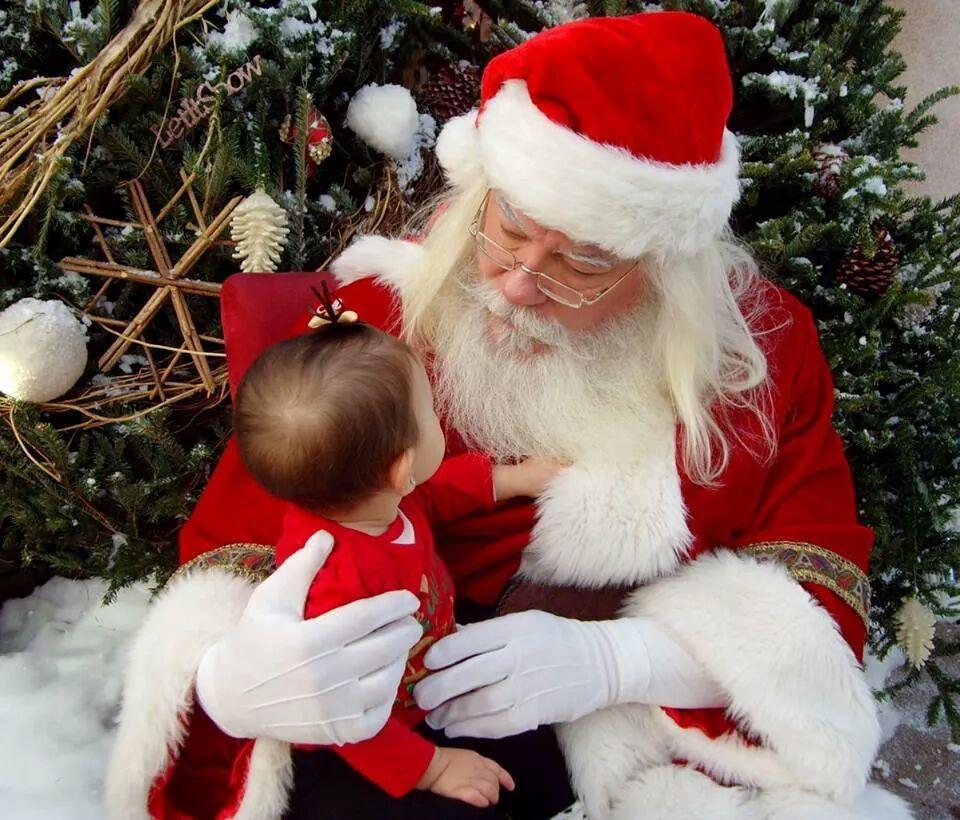 Wisemans Santa