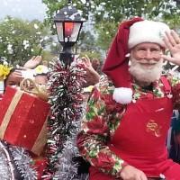 Santa Claus for Maui Hawaii