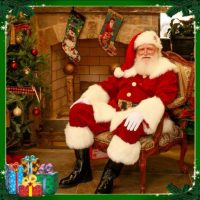 Santa Rick - Santa to Memphis and the Midsouth