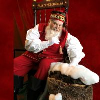 Arrange a visit from Santa in NW Houston, serving the Cypress, Tomball and Spring area