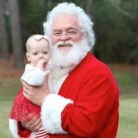 Real Bearded Santa for Hire in Metro Atlanta Area
