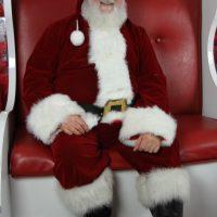 Santa John - real bearded Santa