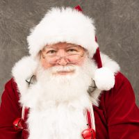 Real beard Santa for hire in North West New Jersey